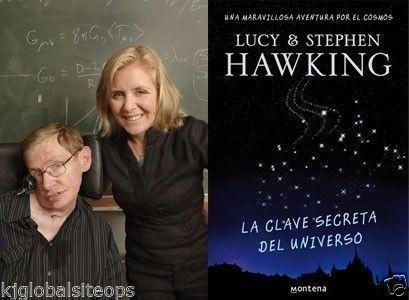 Clave Secreta Del Universo Stephen Hawking Sigmarlibros Stephen Hawking Secretos Del Universo Venta Libros