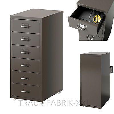 Büroschrank ikea  IKEA Schubladenelement Rollcontainer Büroschrank Schrank ...