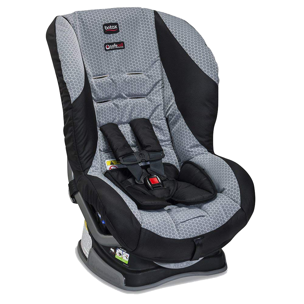 Comprehensive Britax Roundabout G4.1 Car Seat Review