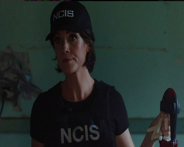 Pin By Morningledger On Entertainment Ncis New Zoe