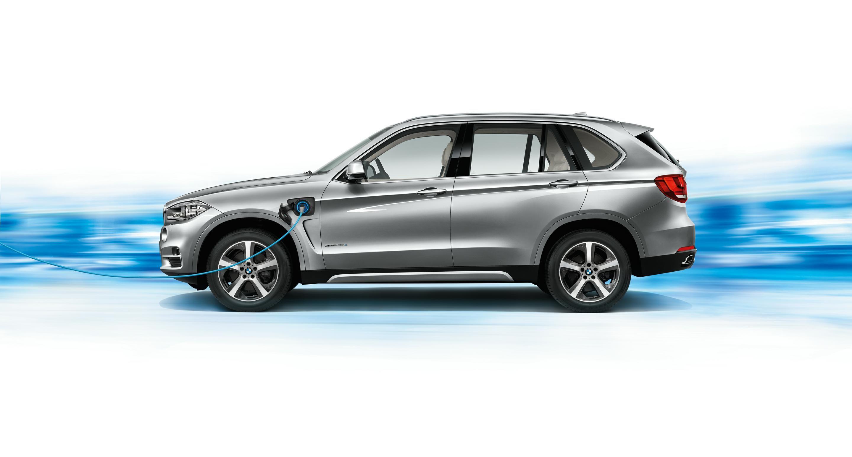 2015 BMW X5 eDrive – инновации дРя экоРогии и комфорта