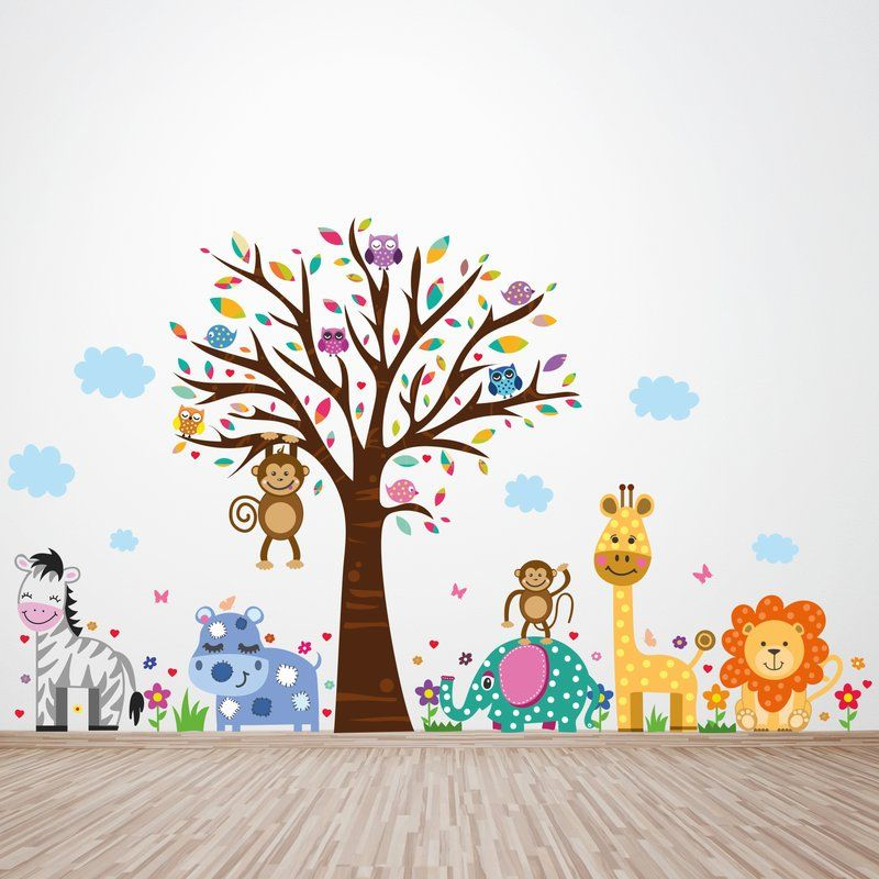 Transform Your Room With The Stunning Walplus Wall Sticker Collection Walplus High Quality Self Adhesive Deca Kids Wall Decals Sticker Wall Art Wall Stickers