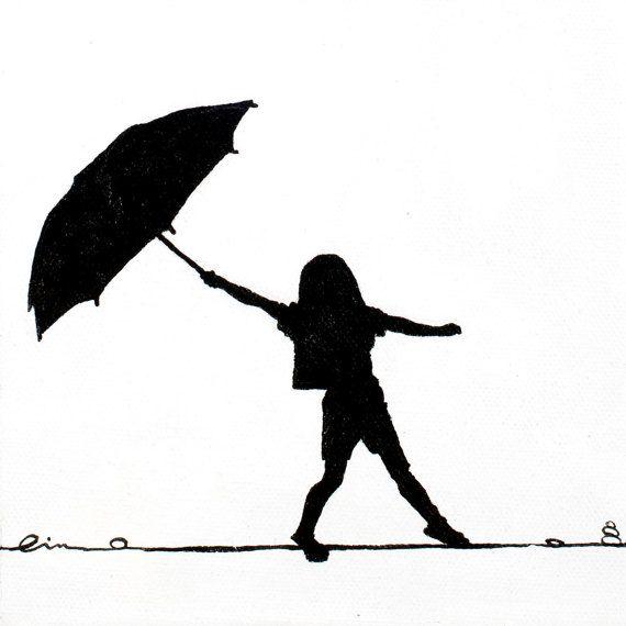 mädchen silhouettebild von judy vann auf misc craft