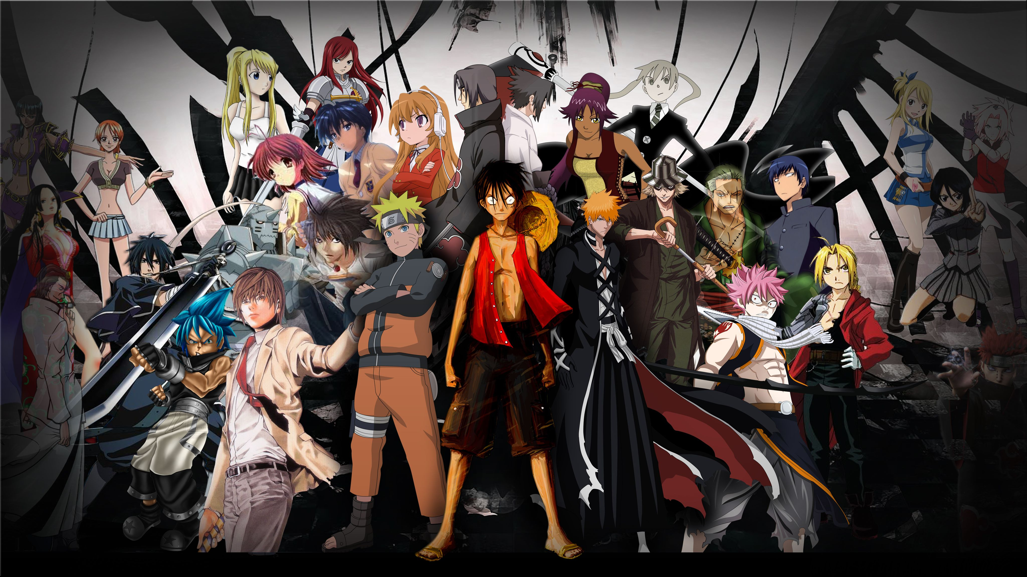 Anime Universe Photo Anime Characters Cool Anime Wallpapers Anime Wallpaper Download All Anime Characters