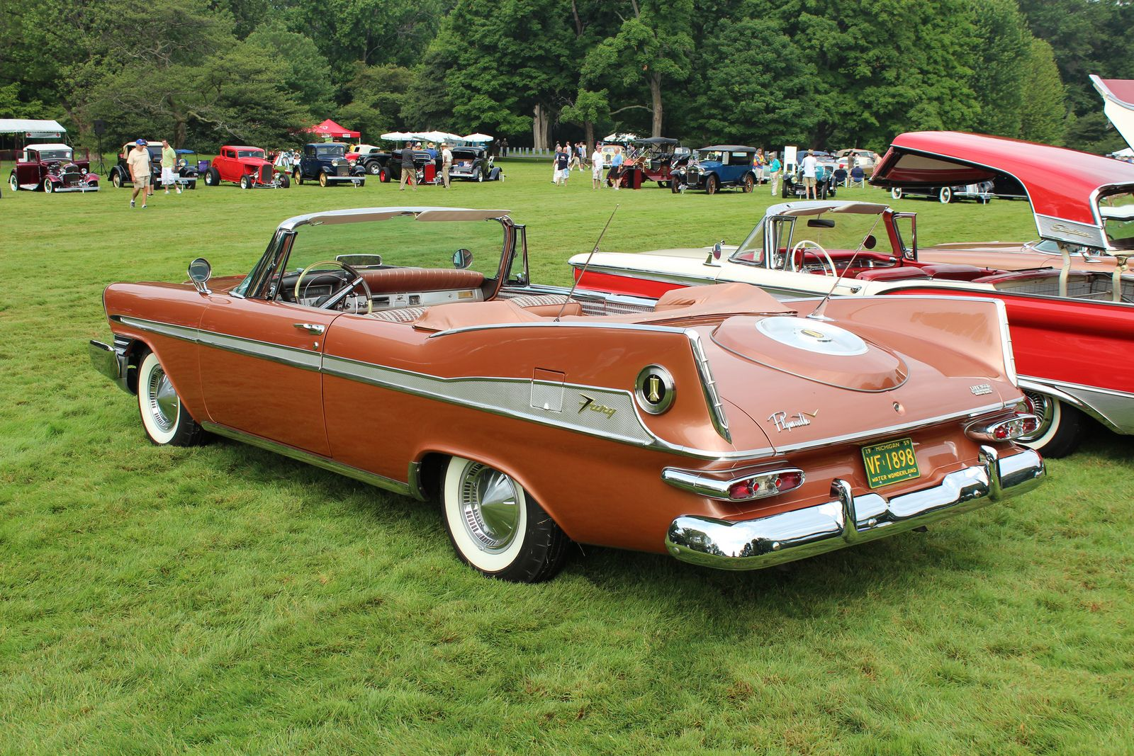 1959 Plymouth Sport Fury Convertible Custom Painted Cars 1950s By Carphoto Car Painting