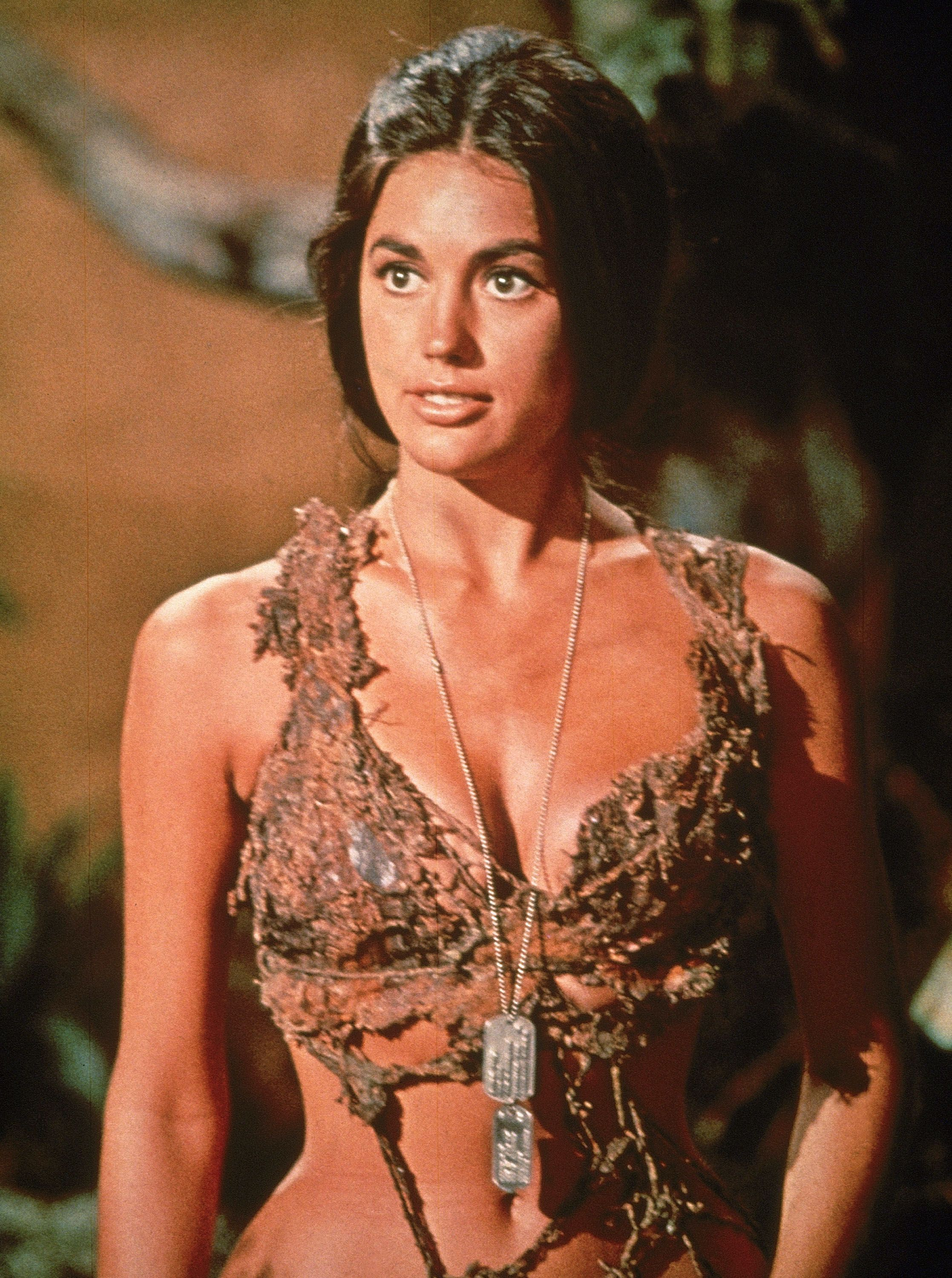 Nova Apj Linda Harrison Planet Of The Apes Science Fiction