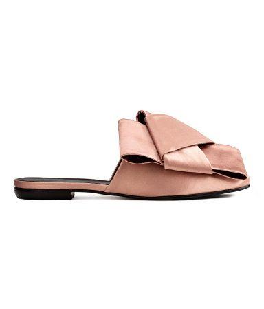 slip in sandaler