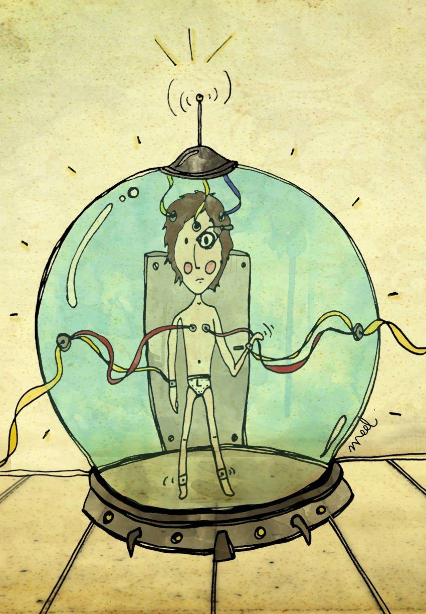 Ilustraciones de Meel Cerecer | No me toques las Helvéticas | Blog sobre diseño gráfico y publicidad