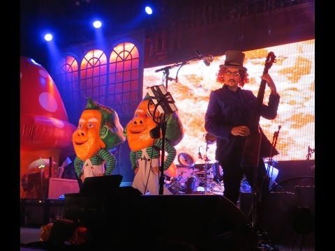 PRIMUS & the Chocolate Factory (Part 1) - (11/8/14) Atlanta - The Tabernacle - YouTube