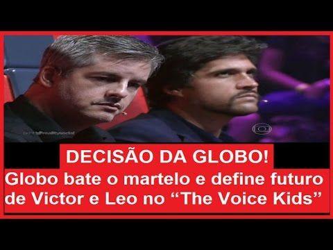 DECISÃO DA GLOBO! Globo bate o martelo e define futuro de Victor e Leo n...