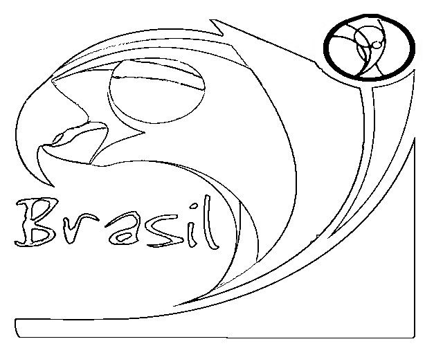 Print out this World Cup #2014 #coloringpage for your