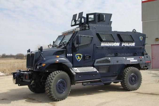 Madison Pd Swat Truck Armored Truck Trucks Emergency Vehicles