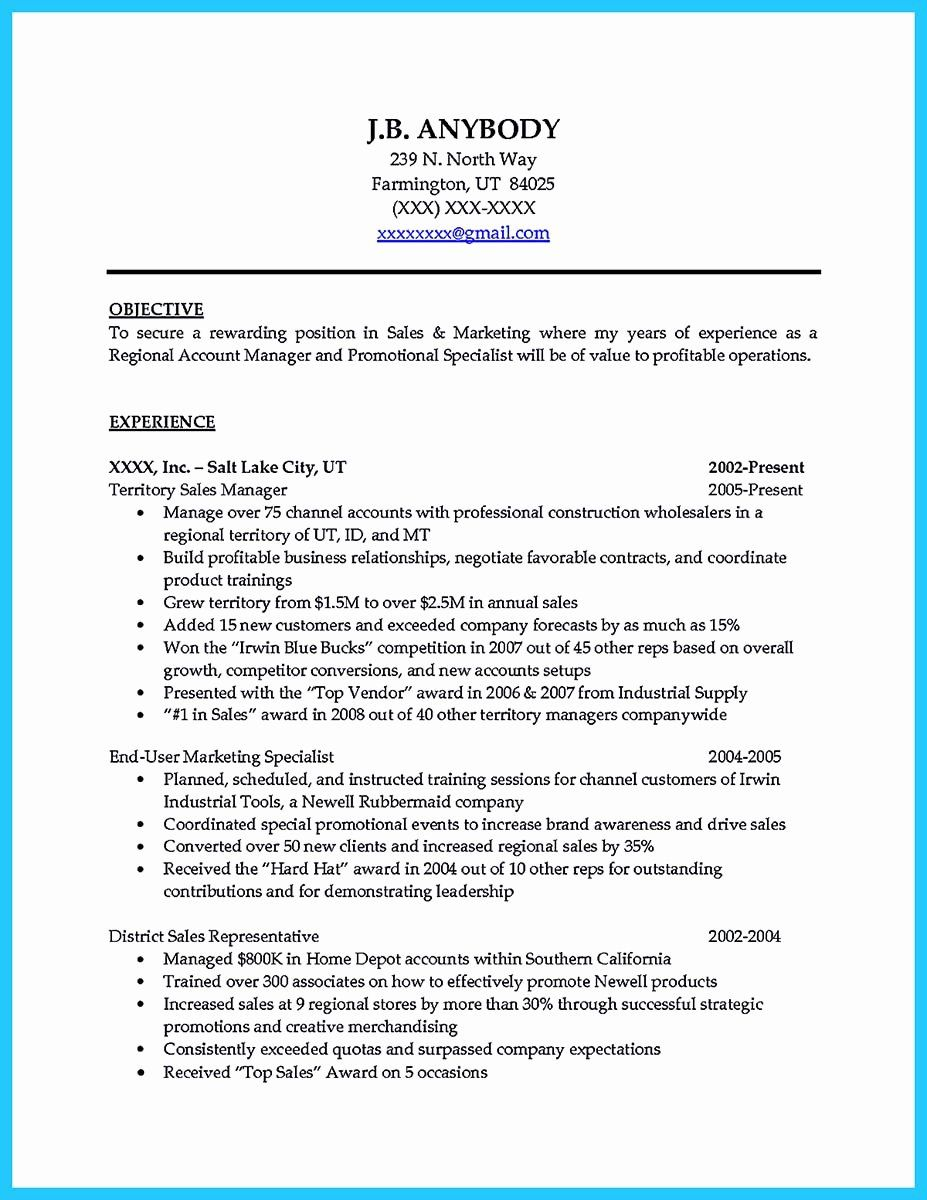 20 Car Sales Manager Resume in 2020 (With images) Sales