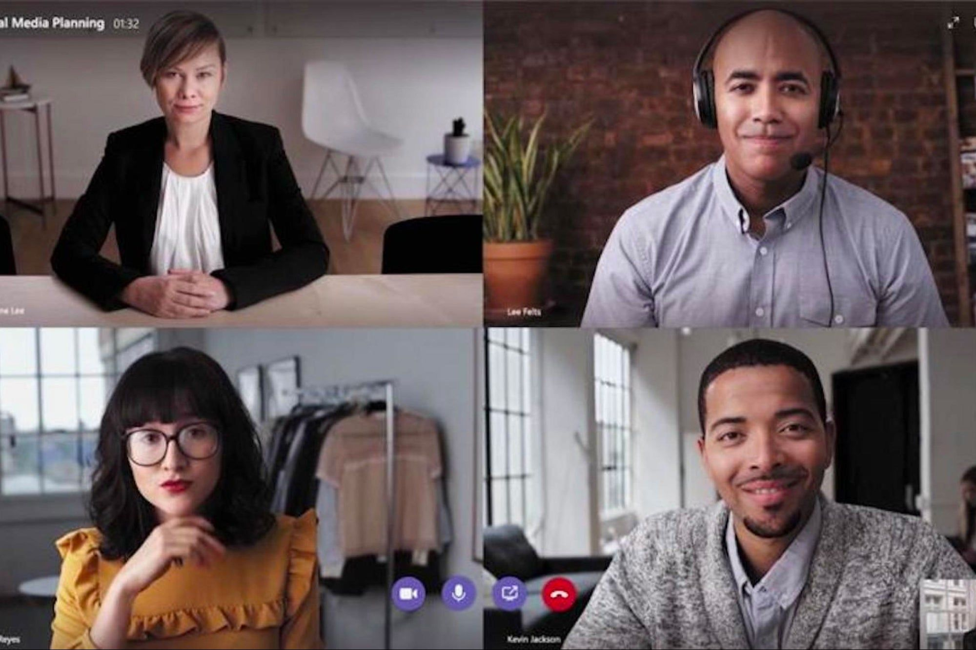 How to Change Your Background in Microsoft Teams in 2020