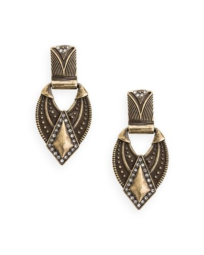 "Cute.  These would go with so many outfits and remind me of a ""tribal"" theme."