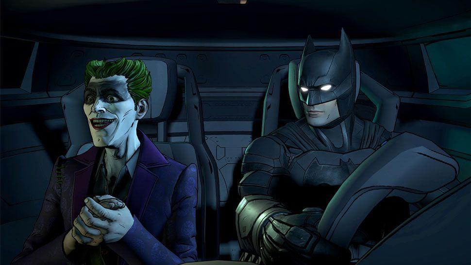 The Best Games Of 2018 Halfway Point Batman Telltale Batman