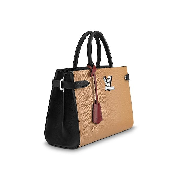63624fc651a3 View 2 - Epi Leather HANDBAGS Business Bags Twist Tote