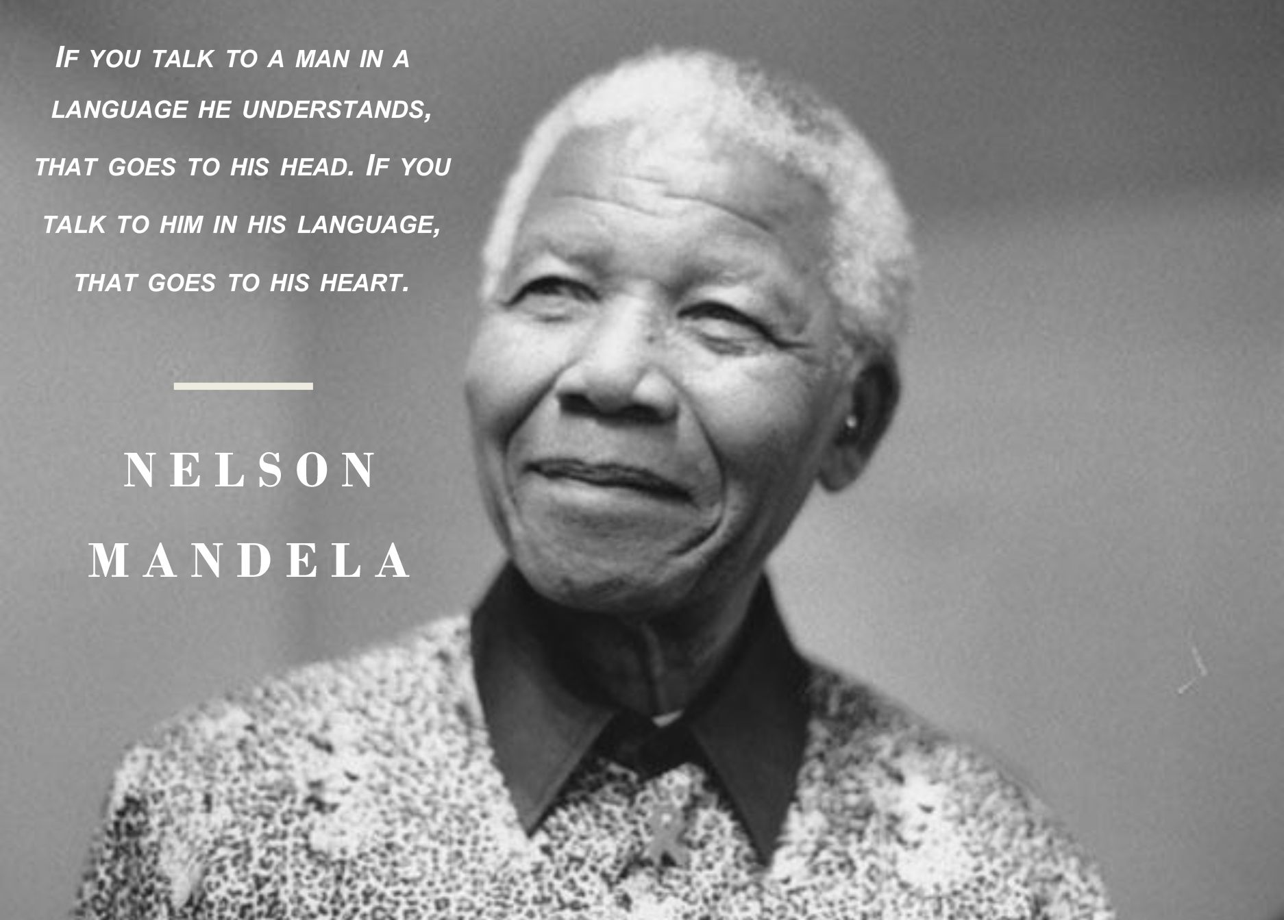 nelson mandela research paper Free nelson mandela papers, essays, and research papers.