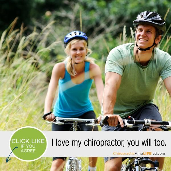 Do you love your chiropractor? Don't keep it to yourself. Share this and help your friends reach their full potential!
