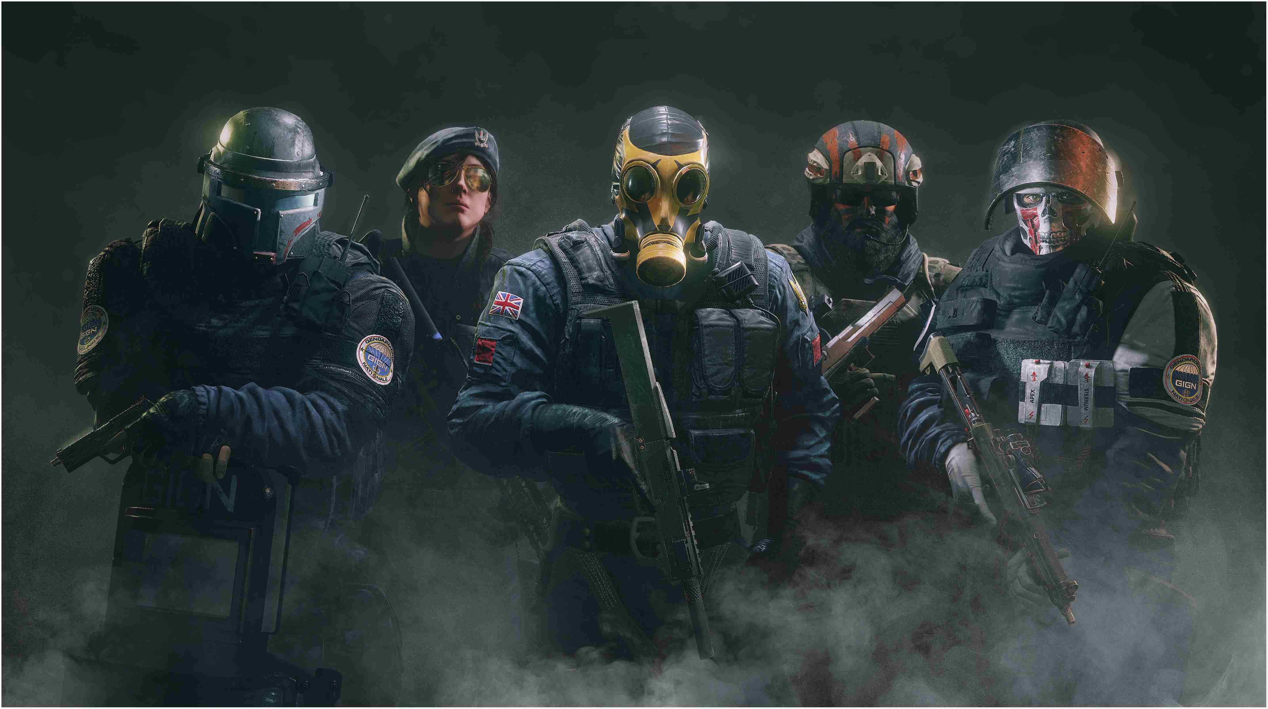 Latest 21 Rainbow Six Siege Wallpapers Best Gaming Wallpapers