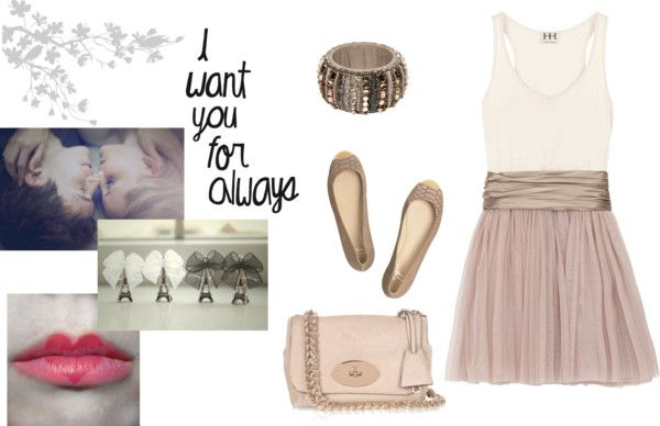"""""""I want you for always."""" by joke ❤ liked on Polyvore"""