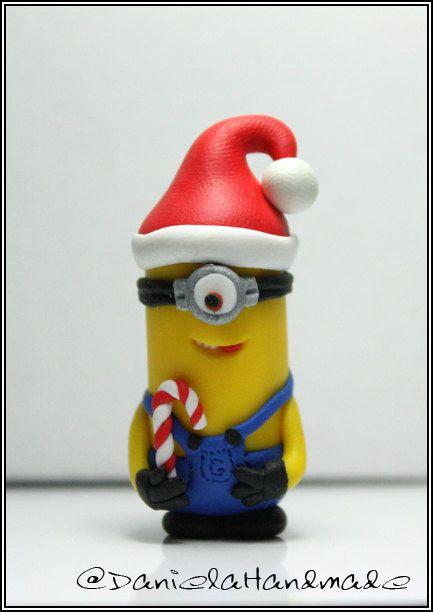 Christmas Minion Despicable me - Christmas tree ornament - Christmas Minion Despicable Me - Christmas Tree Ornament Christmas