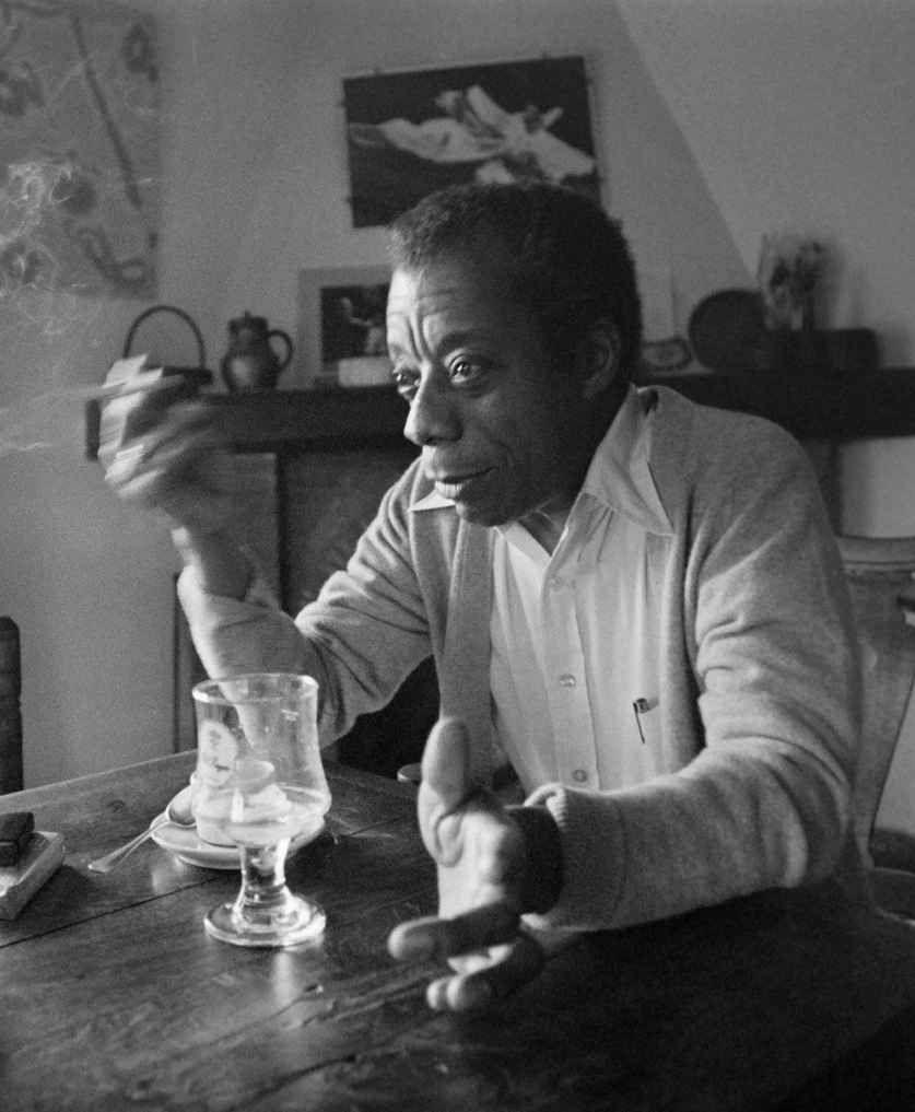 Photo of The Weight Of James Arthur Baldwin
