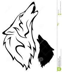 Imagenes Siluetas De Lobos Buscar Con Google Tatuajes De Lobos