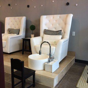 Modern pedicure chairs google search salon workspaces for Salon workspace