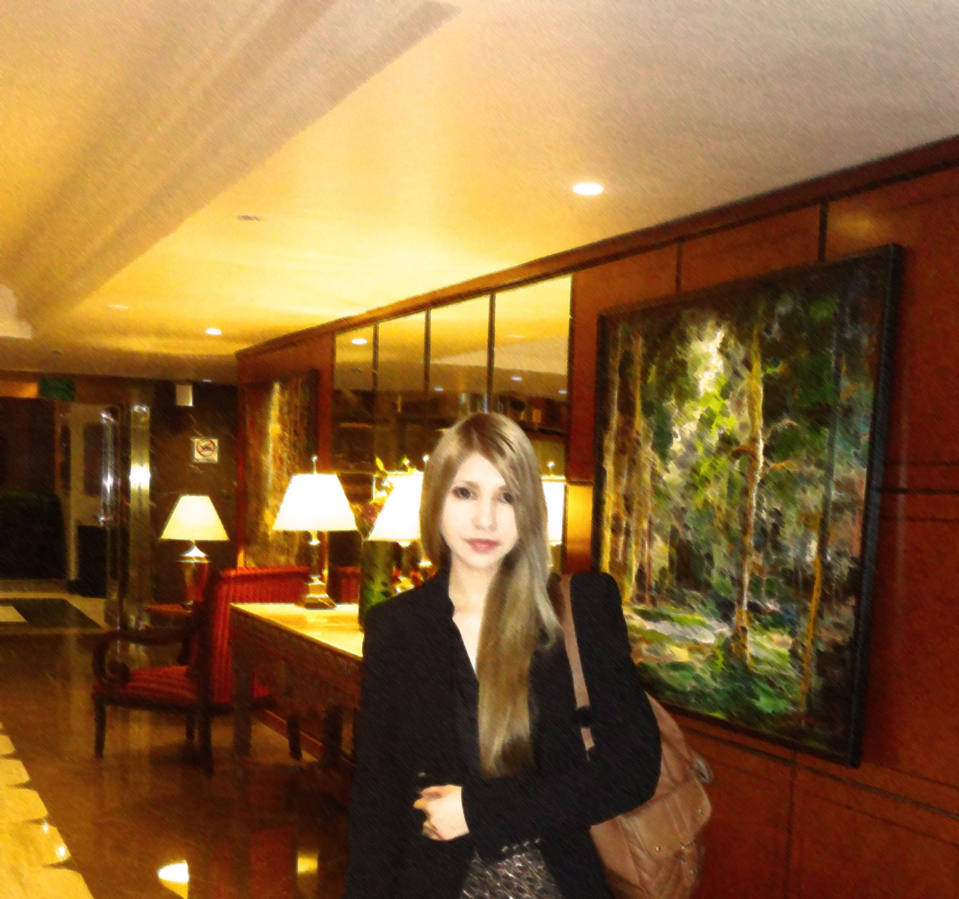 Art Gallery Hotel.