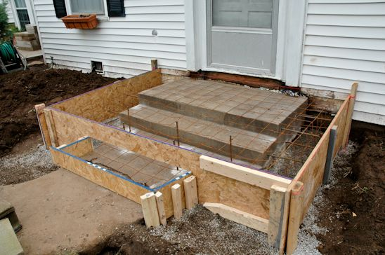 full front porches | Front Porch-Close up Steps ...