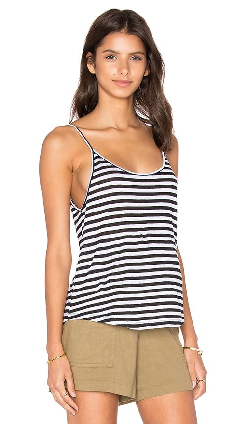 Shop for A.L.C. Johnny Tank in Black & White at REVOLVE. Free 2-3 day shipping and returns, 30 day price match guarantee.