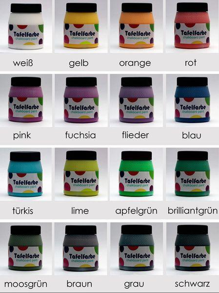 Tafellack Farben weiteres tafelfarbe tafellack v raumgerecht viele farben ein