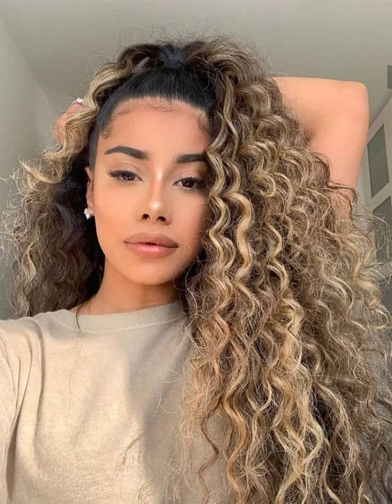 Curly Hairstyles Step By Step Curly Hair Vancouver Hairstyles Are Curly Hair What To Do With Curl In 2020 Curly Hair Styles Curly Hair Styles Naturally Hair Styles