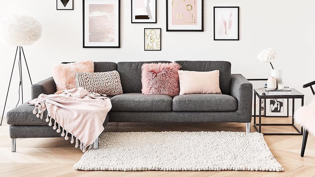 Depending On How You Stage It, Your Home Can Successfully And Effortlessly  Display Unique Pink Decor. Check Out Decorillau0027s Round Up Of The Top 7 Ways  To ...