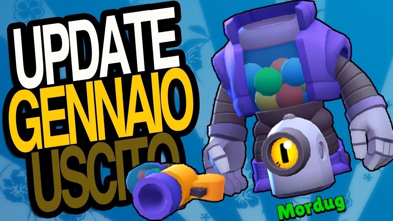 Update Gennaio Proviamo Rico Stecca Remodel Brawl Stars Ita Brawl Remodel Update