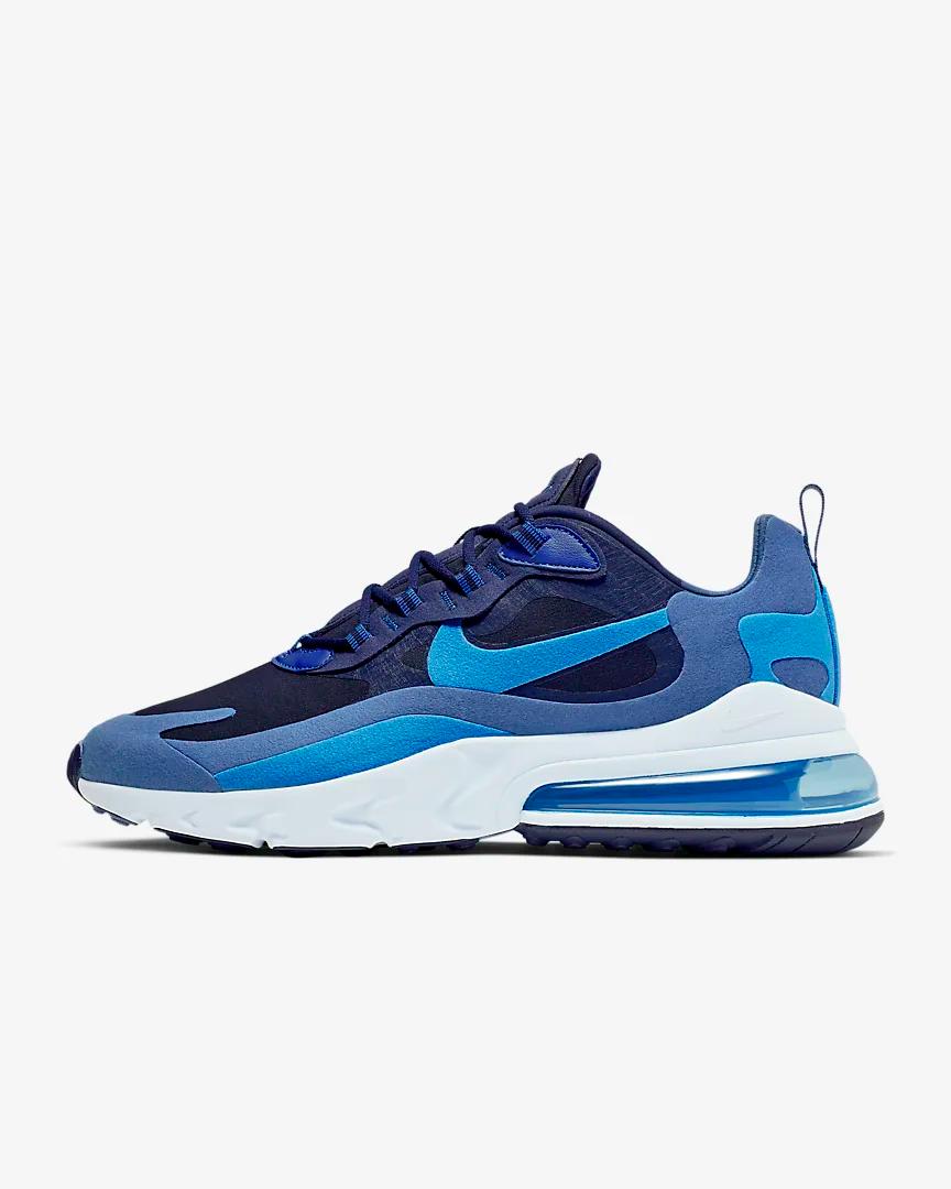 Air Max 270 React (Impressionism Art) Men's Shoes | Nike air