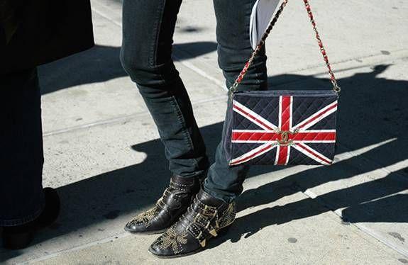 Chanel flag bag...salute
