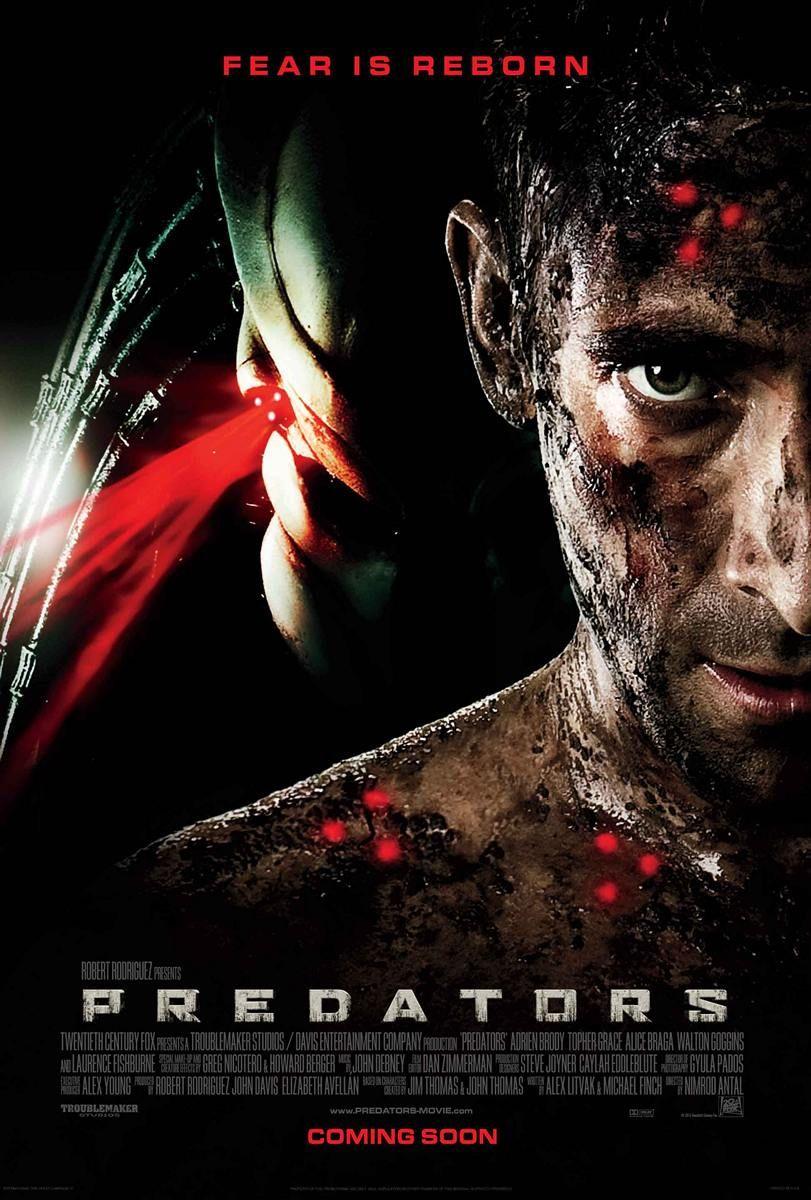 Predators 2010 Filmes Epicos Filmes Cartazes De Filmes De Terror