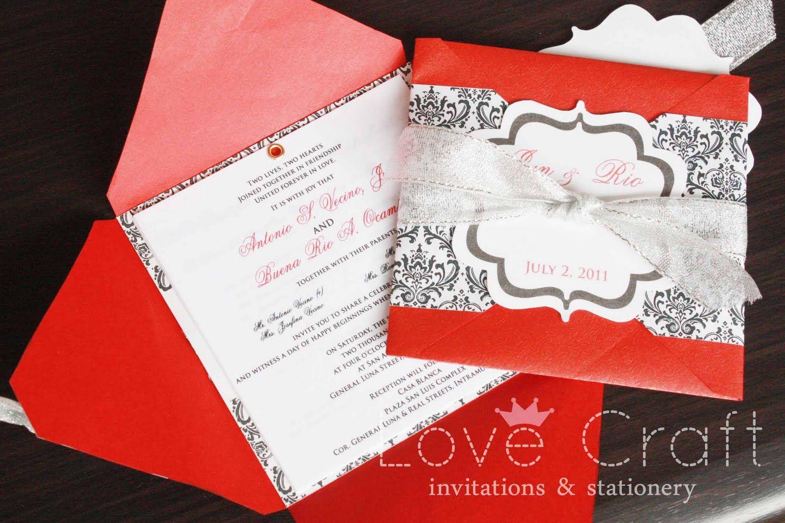 Petal Fold Invitation | Weddings | Pinterest | Weddings and Wedding