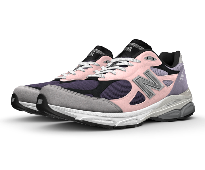 Debe Razón Rudyard Kipling  The legendary New Balance 990 series comes full circle with the NB1 990v3.  It's the most performance-driven of the NB1 lifest… | Custom shoes, New  balance, Sneakers