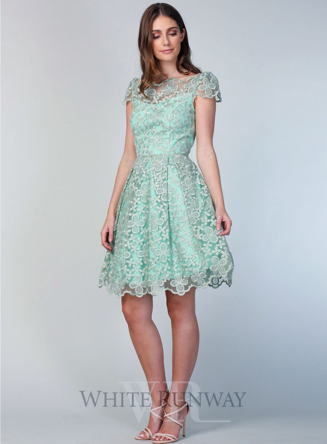 Elizabeth Dress | Lace bridesmaids, Wedding and Themed weddings