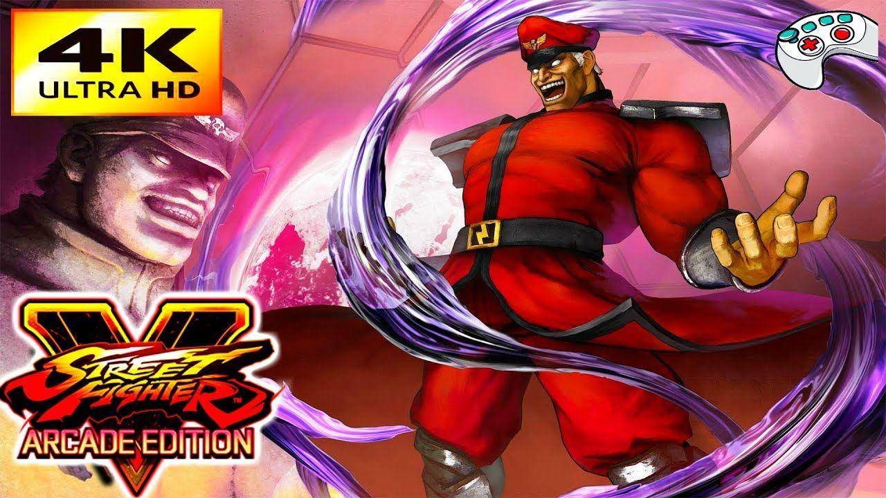 Street Fighter V Arcade Edition All Opening Cinematics