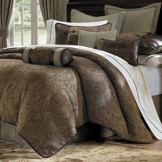 Best Drummond Western Decor Bedding Collection Love The 640 x 480