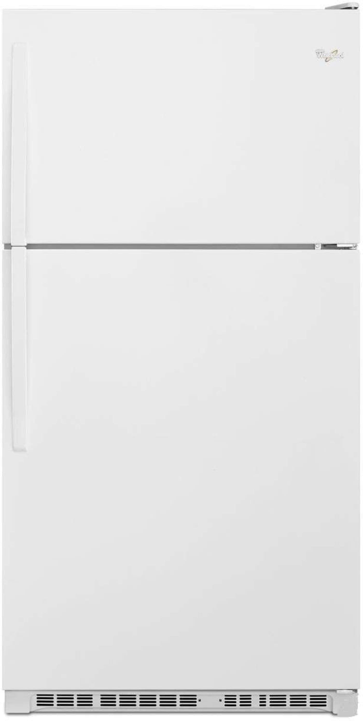Wrt311fzdw By Whirlpool Top Freezer Refrigerators Goedekers Com Top Freezer Refrigerator Refrigerator Freezer