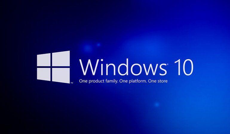 Microsoft A Lansat Windows 10 Software Windows 10 Windows Microsoft