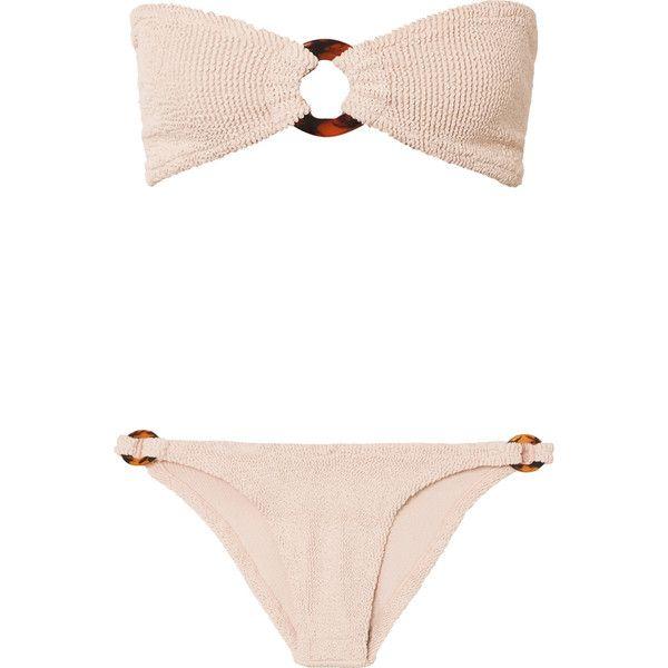 Gloria bikini set Hunza G Outlet Low Price Supply Cheap Online New Online U8LYHW27w