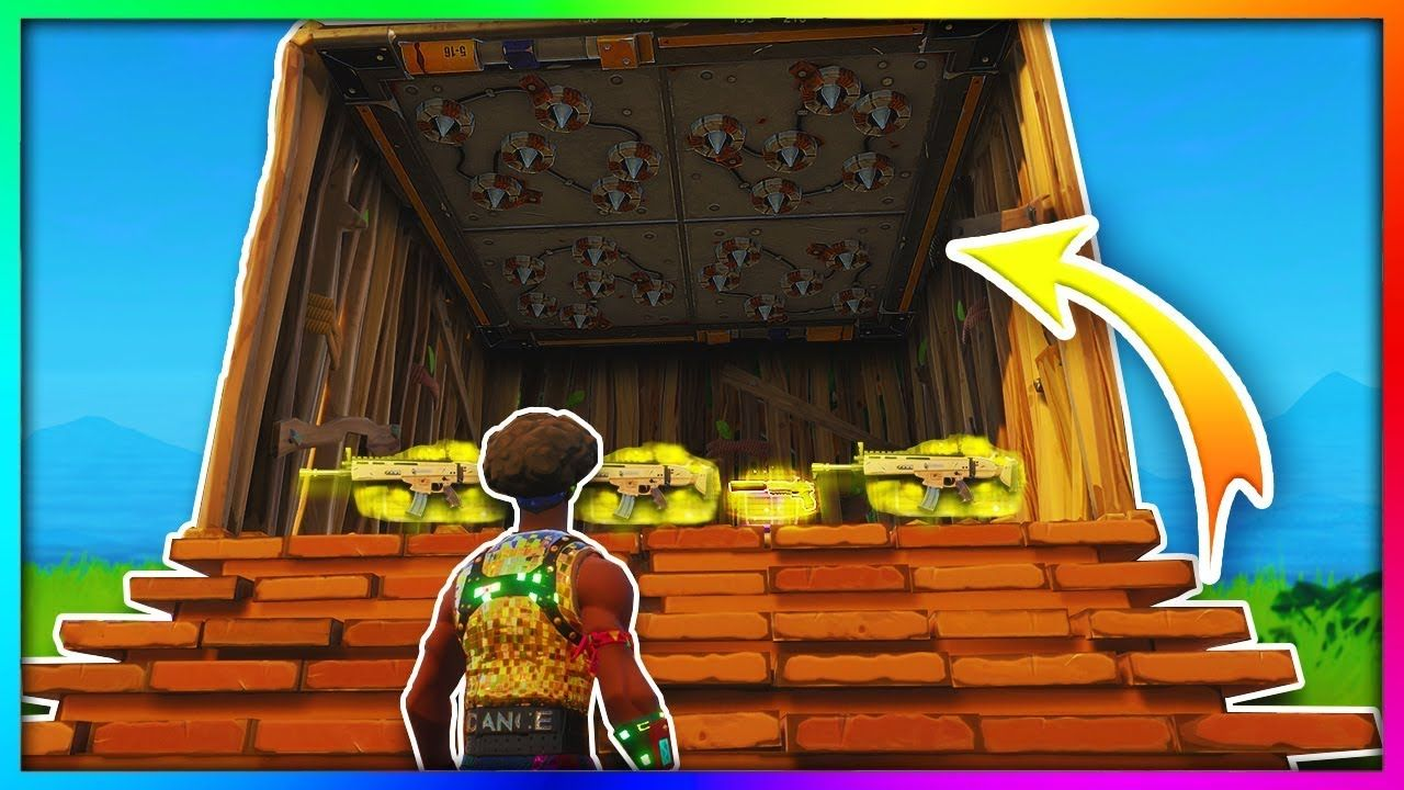 8 Of The Funniest Troll Trap Kills In Fortnite Battle Royale Tips