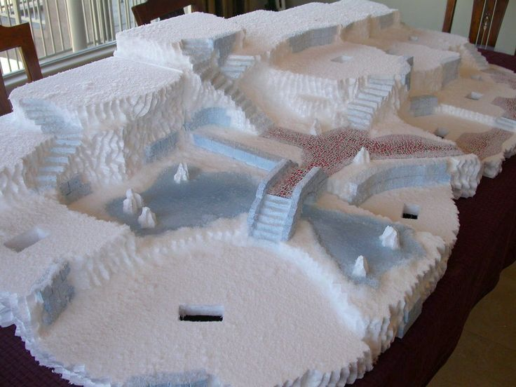 Christmas Village Platforms For Sale.Making Accessories For Christmas Villages Google Search