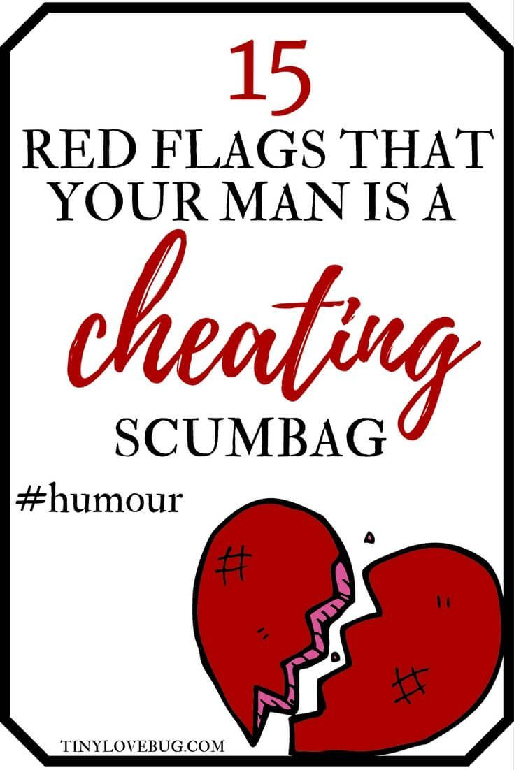 Dating red flags to look for in a woman